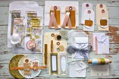 Rose Gold Craft Kit now in the shop..