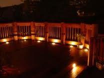 deck lighting  Outdoor Deck Lighting Ways to Keep Your Deck