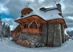 Sebastian Pitoń - domy drewniane