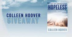 #ColleenHoover #Giveaway – #Win ANY Colleen Hoover Novel! #GiveawayAlert #FREEbooks