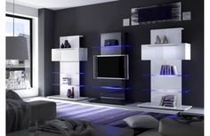 Meuble de télé - Meuble moderne  #meubletele