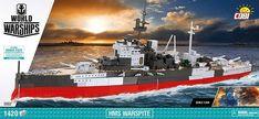 HMS Warspite - World of Warships - Cobi toys: internet shop