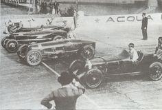 """Milésimas: Un 15 de septiembre de 1928 ganaba Achille Varzi el II Gran Premio de Monza y de 1948 Nacía Oscar """"Pincho"""" Castellano."""
