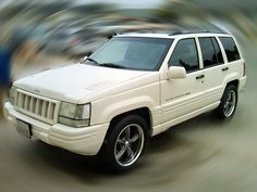My 1998 Jeep Grand Cherokee Limited: 5.9 litres of Fast V8 MUSCLE!