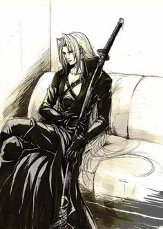 sephiroth x kadaj photo: Sephiroth l27.jpg