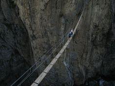 Los puentes mas peligrosos del mundo -
