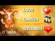 Taurus Horoscope:(Love,Career,Wellness) April 15, 2015 Taurus Horoscope Love, Career, Wellness, Youtube, Carrera, Youtubers, Youtube Movies