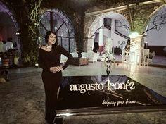 Wearing Augusto leonéz