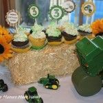 John Deere Tractor Birthday Party! Food, Games, Favors & More! Aiden's 3rd Birthday Party + A Giveaway!