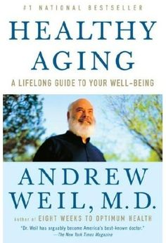 Title: Healthy Aging   Author/Guest: Dr. Andrew Weil   Episode 03054   #Books #ColbertReport