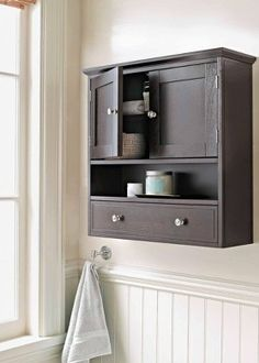 wall cabinets bathroom furniture bathroom storage bathroom ideas ...