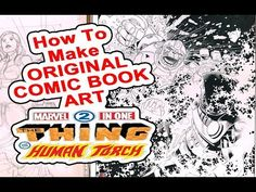 Watch me talk about Original Comic Book Art and Art Returns Please Like, Share, and Subscribe to my YouTube Channel! https://youtu.be/i9fJaP305o0