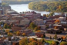 Historic Red Wing MN. My grandparents lived in Red Wing their whole lives.
