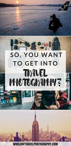 Have you ever wanted to learn about travel photography? If you have then this is the guide for you. In it you'll find out everything you need to know about becoming a travel photographer from what to take photos of, to how you can sell your photos. Follow these tips to realise your dream of becoming a travel photographer and start to live your life on your own terms! #travel #photography #guide #learn #tips