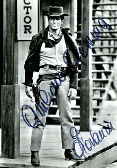 Giuliano Gemma † 2013 Autographe Dedicace Signed Photo Signiert Autogramm | eBay