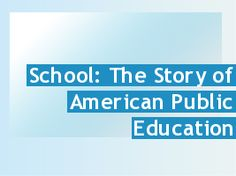 Traces the history of public education in the United States from the country's origin to the present day.   	episode 1. The common school, 1770-1890 -- episode 2. As American as public school, 1900-1950 -- episode 3. A struggle for educational equality, 1950-1980 -- episode 4. The bottom line in education, 1980 to the present.
