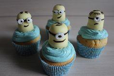 Minion Cupcakes, ein beliebtes Rezept aus der Kategorie Backen. Bewertungen: 46. Durchschnitt: Ø 4,5.