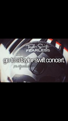 I already have...But I WANNA GO TO ANOTHER ONE!! I went to red! I hope I can go to her next one!! :)