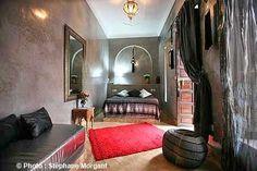 Chambre Tlata:Riad Sharmance - Marrakech
