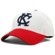 6ad8b0615f393 Men s Kansas City Athletics American Needle Tan Scarlet 1962 Road  Cooperstown Fitted Hat