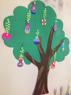 Trolls tree with Trolls pods Trolls Birthday Party, Troll Party, 1st Birthday Girls, 2nd Birthday Parties, Birthday Ideas, Festa Toy Store, Los Trolls, Graduation Theme, Trunk Or Treat