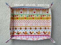 chick chick sewing: Tutorials 作り方レシピ