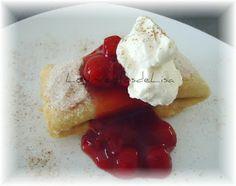 Los Inventos de Lisa: Cheesecake Frito