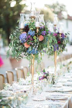 This Idyllic Tuscan Wedding Has Our Hearts #planningadestinationwedding #tuscanweddingvenue #italianvilla
