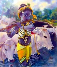 Señor Krishna, Mahakal Shiva, Baby Krishna, Cute Krishna, Baba Deep Singh Ji, Little Krishna, Lord Krishna Images, Krishna Painting, Indian Gods