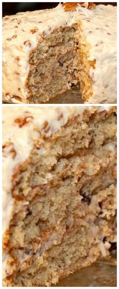 Easy Italian Cream Cake ~ Quick and delicious