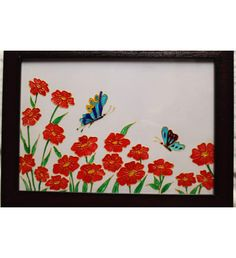 Buy Glass Painting at 5% off Online India at Kraftly - GLPA48188XLV103489