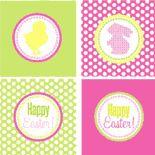 Easter-polka-dot PrintablesBirthday