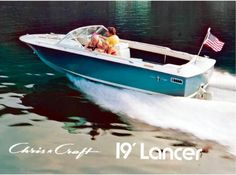 Chris craft lancer 19