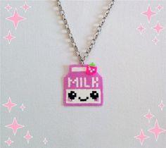 Annons på Tradera: FRI FRAKT! Kwaii Milk - berlock *Japan* *Lolita* *Gyaru* *Chibi* *Harajuku*