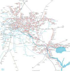 Mapas de Berlín