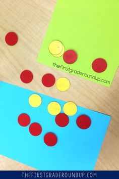 Primary Math Games: On and Off Primary Maths Games, Kindergarten Math Activities, Kindergarten Lesson Plans, Learning Activities, First Grade Lessons, Math Lessons, Math Skills, Subtraction Strategies, I Love Math