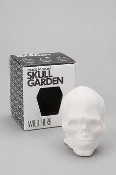 Crack N' Grow Skull Garden  #UrbanOutfitters