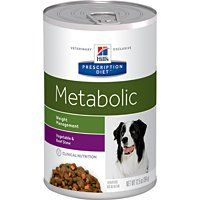 Hill's Prescription Diet Metabolic Weight Management Vegetable and Beef Stew Flavor Canned Dog Food 12/12.5 oz ** Unbelievable dog item right here! : Dog food types
