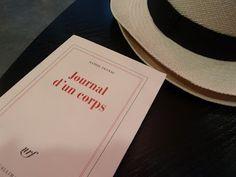 Journal d'un corps *****de Daniel Pennac