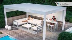 Élmény a kertben az újgenerációs kerti teraszárnyékoló pergolákkal! Outdoor Furniture Sets, Outdoor Decor, Pergola, Home Decor, Youtube, Decoration Home, Room Decor, Outdoor Pergola, Home Interior Design