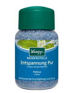 Badekristalle Entspannung Pur Melisse: Kneipp.de