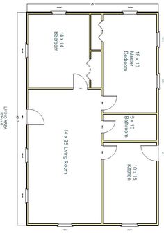 87 Best BUNGLOW HOUSE images | House, House plans, 1000 sq ft house