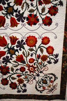 William Morris in Quilting: Quilt Convention Part Two