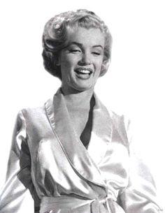 Marilyn Monroe in Love Nest, 1951.