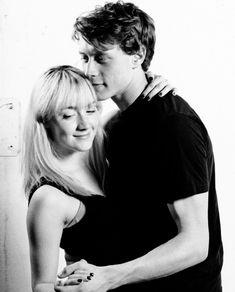 Saoirse Ronan & George Mackay.