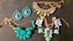 Beauty & Beyond: TBDress.com Jewelry Haul