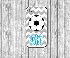 Soccer iPhone case - Sport iPhone case - Personalized iPhone case - iPhone 4/4s case - iPhone 5/5s/5c  - custom iPhone case - Accessories