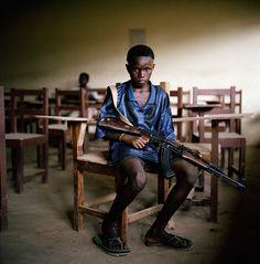 Tim Hetherington - Liberia