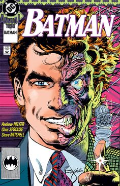 TWO-FACE: A CELEBRATION OF 75 YEARS HC
