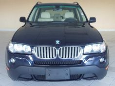 2008 Bmw X3 3-0Si AWD 4dr 3.0si SUV 4 Doors Blue for sale in Denver, CO http://www.usedcarsgroup.com/used-2008-bmw-x3-denver-co-wbxpc93488wj17698